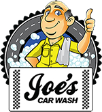 Joe's Car Wash Logo